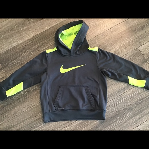 Nike Other - 😍 BOYS NIKE DRI FIT HOODIE size 6